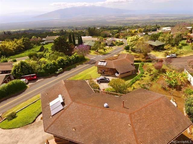 105 Holomakani Drive, Kula, HI 96790 (MLS #201933129) :: Barnes Hawaii