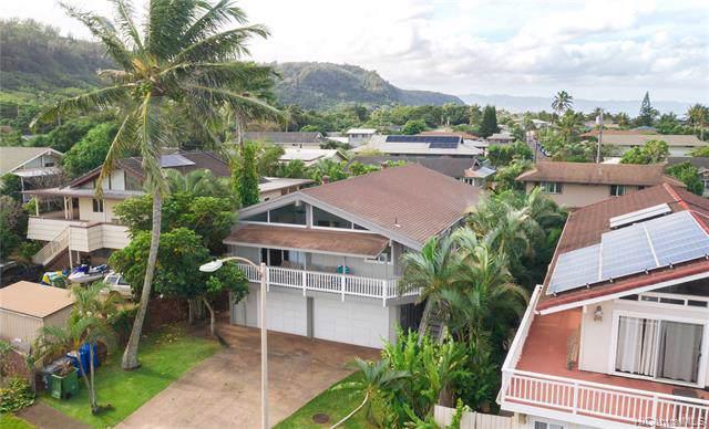 58-035 Kapuai Place, Haleiwa, HI 96712 (MLS #201933428) :: Elite Pacific Properties