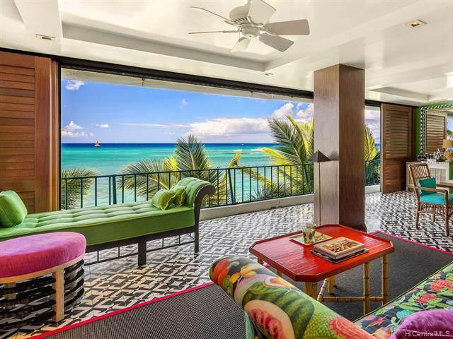2999 Kalakaua Avenue 402/403, Honolulu, HI 96815 (MLS #201933598) :: Barnes Hawaii