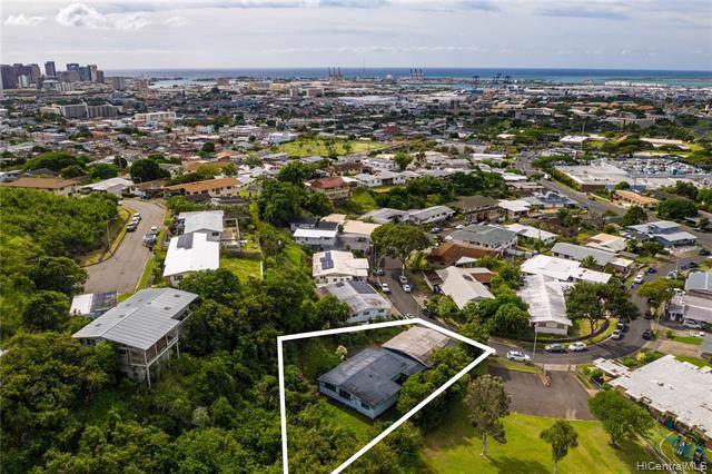 1857 Kaikunane Loop, Honolulu, HI 96817 (MLS #201933606) :: Keller Williams Honolulu