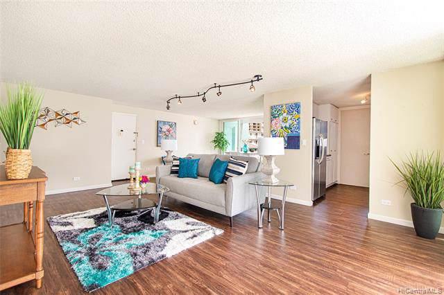 1130 Wilder Avenue #201, Honolulu, HI 96822 (MLS #201933622) :: Elite Pacific Properties