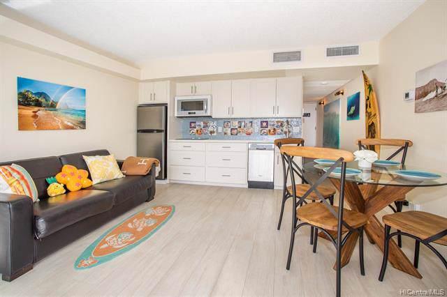 2440 Kuhio Avenue #1505, Honolulu, HI 96815 (MLS #201933736) :: Maxey Homes Hawaii