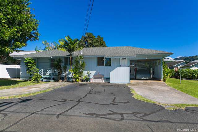 1629 Kino Street A, Honolulu, HI 96819 (MLS #201933806) :: The Ihara Team