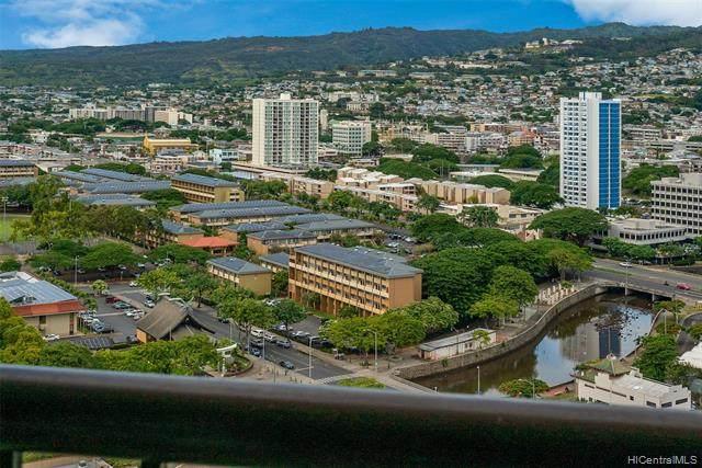 60 N Beretania Street #2504, Honolulu, HI 96817 (MLS #201933892) :: Elite Pacific Properties