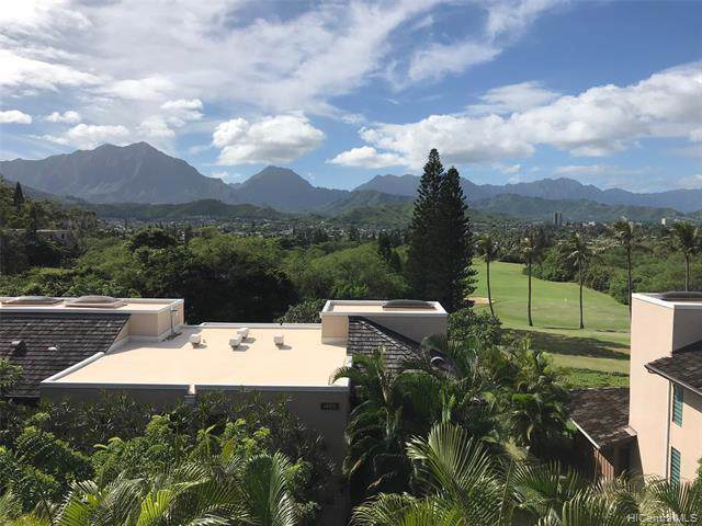 411C Kaelepulu Drive #1603, Kailua, HI 96734 (MLS #201934031) :: The Ihara Team