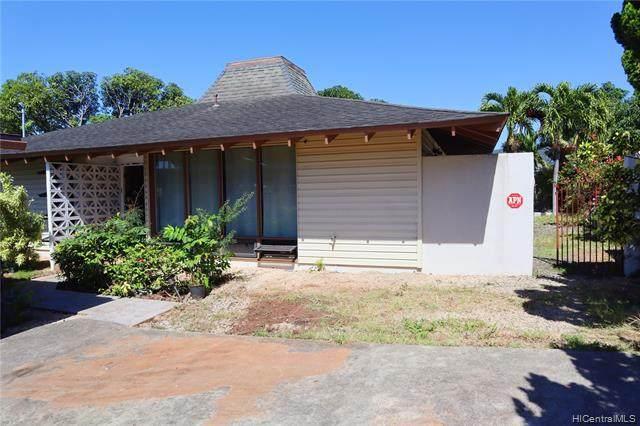 4362 Hakupapa Street, Honolulu, HI 96818 (MLS #202000011) :: Team Maxey Hawaii