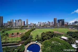 2333 Kapiolani Boulevard #1813, Honolulu, HI 96826 (MLS #202000108) :: Keller Williams Honolulu