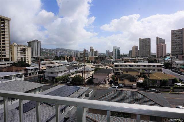 2122 Lime Street #603, Honolulu, HI 96826 (MLS #202000259) :: The Ihara Team
