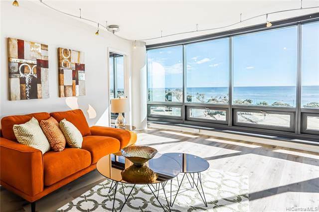 1330 Ala Moana Boulevard #804, Honolulu, HI 96814 (MLS #202000412) :: Maxey Homes Hawaii