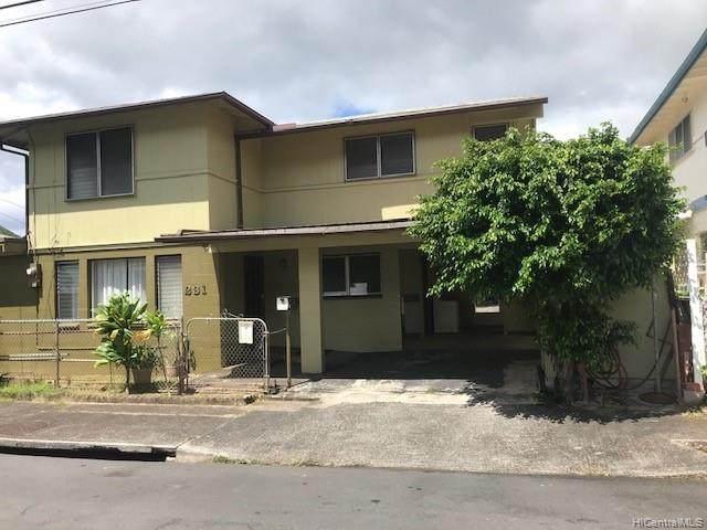 231 Naone Street, Honolulu, HI 96813 (MLS #202000423) :: Elite Pacific Properties