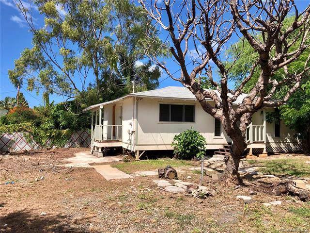 84-216 Holt Street, Waianae, HI 96792 (MLS #202000652) :: Elite Pacific Properties