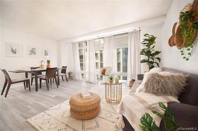 1519 Nuuanu Avenue #1546, Honolulu, HI 96817 (MLS #202000677) :: Elite Pacific Properties