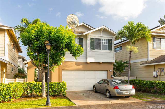 91-144 Makalea Street, Ewa Beach, HI 96706 (MLS #202000775) :: Barnes Hawaii
