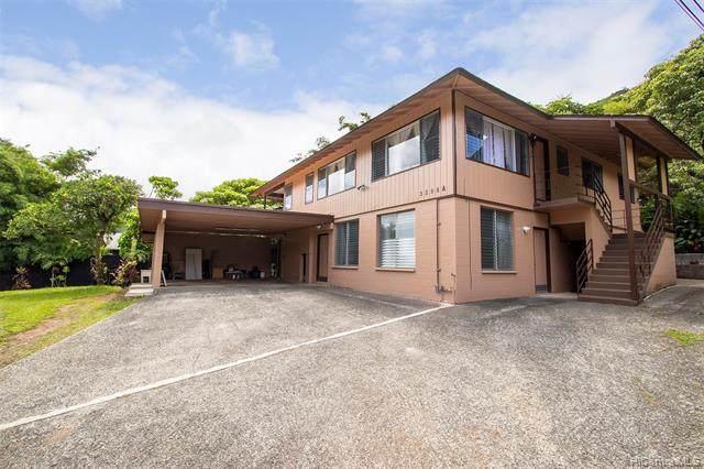 3398A Kalihi Street, Honolulu, HI 96819 (MLS #202000839) :: Elite Pacific Properties