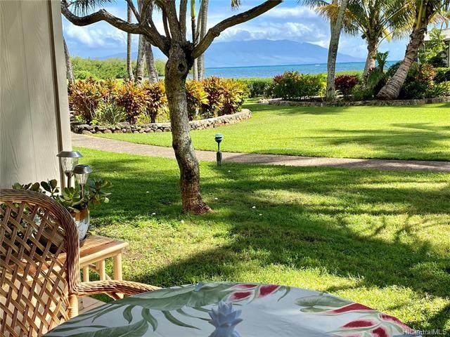 7142 Kamehameha V Highway C108, Kaunakakai, HI 96748 (MLS #202001166) :: The Ihara Team