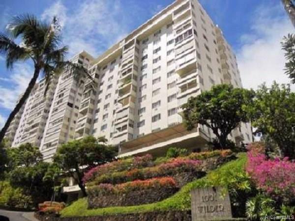 1001 Wilder Avenue #703, Honolulu, HI 96822 (MLS #202001190) :: Team Lally