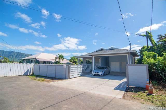 87-147 Lopikane Street, Waianae, HI 96792 (MLS #202001198) :: Team Maxey Hawaii