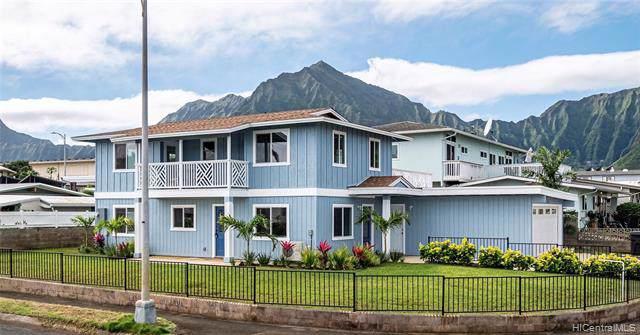 46-112 Aeloa Street, Kaneohe, HI 96744 (MLS #202001251) :: The Ihara Team