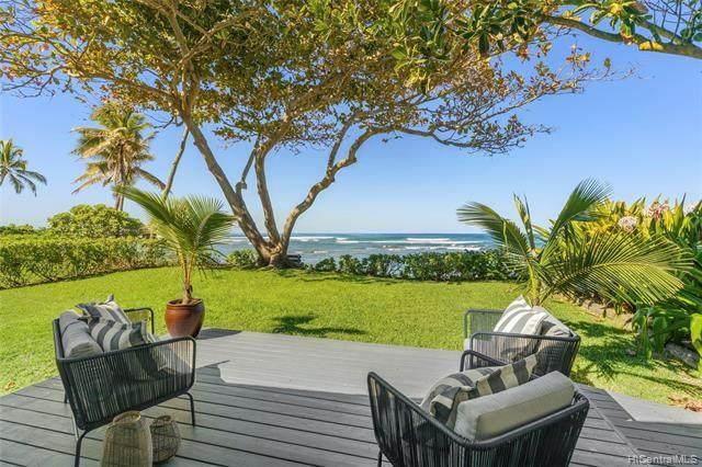 68-533 Crozier Drive, Waialua, HI 96791 (MLS #202001429) :: Team Lally