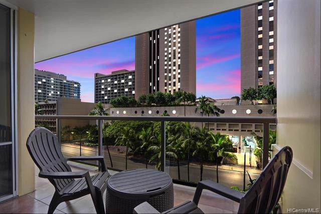 1684 Ala Moana Boulevard #451, Honolulu, HI 96815 (MLS #202001476) :: Barnes Hawaii