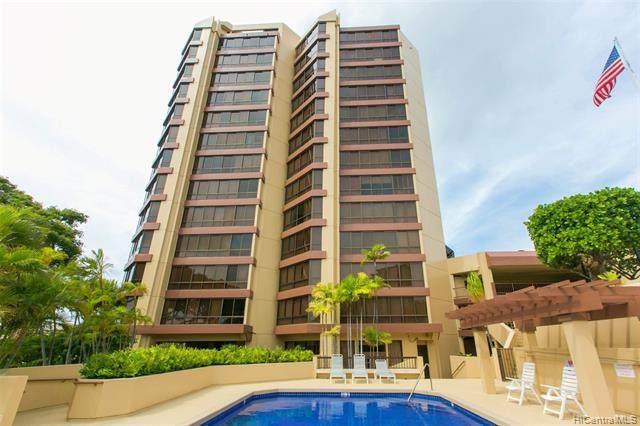 1040 Lunalilo Street #1002, Honolulu, HI 96822 (MLS #202001522) :: Team Maxey Hawaii