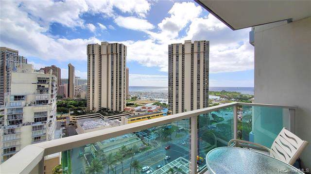 410 Atkinson Drive #1619, Honolulu, HI 96814 (MLS #202001571) :: Barnes Hawaii