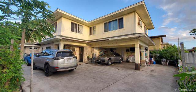 1509 Leilani Street, Honolulu, HI 96819 (MLS #202001599) :: Elite Pacific Properties