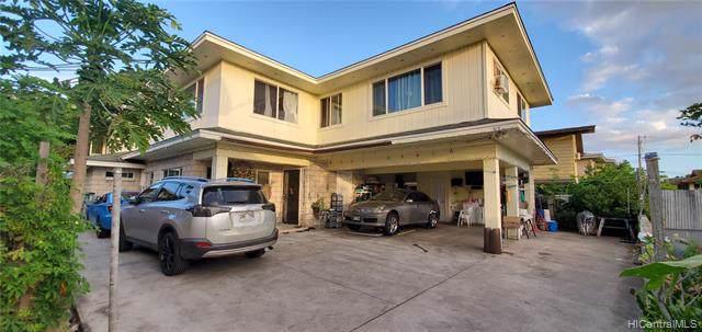 1509 Leilani Street, Honolulu, HI 96819 (MLS #202001599) :: Barnes Hawaii