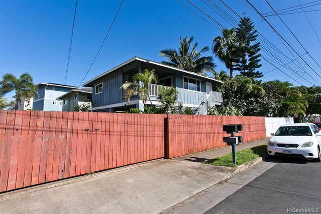 68-077 Akule Street D, Waialua, HI 96791 (MLS #202001628) :: Yamashita Team
