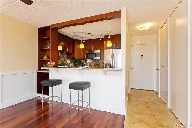 400 Hobron Lane #3009, Honolulu, HI 96815 (MLS #202001722) :: Elite Pacific Properties