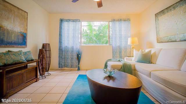 350 Aoloa Street A109, Kailua, HI 96734 (MLS #202001735) :: The Ihara Team