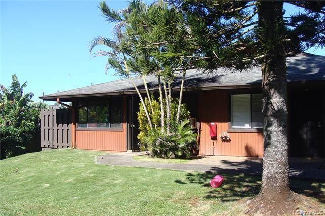 2069 California Avenue 20C, Wahiawa, HI 96786 (MLS #202001753) :: Keller Williams Honolulu