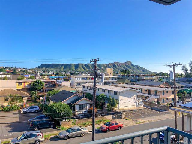 738 Palani Avenue #401, Honolulu, HI 96816 (MLS #202001869) :: The Ihara Team
