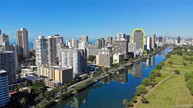 445 Seaside Avenue #2717, Honolulu, HI 96815 (MLS #202001873) :: The Ihara Team