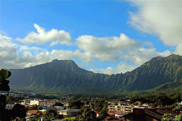 46-049 Aliianela Place #1714, Kaneohe, HI 96744 (MLS #202001901) :: Keller Williams Honolulu