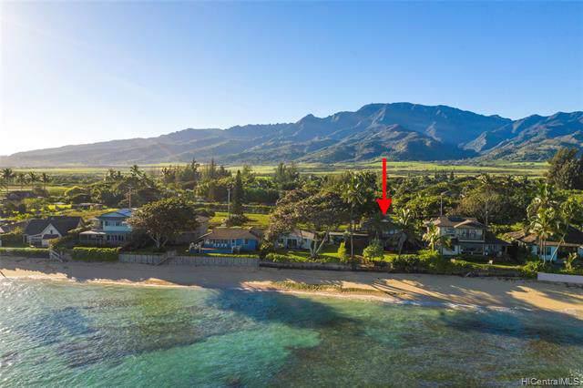 68-541 Crozier Drive, Waialua, HI 96791 (MLS #202001909) :: Team Lally