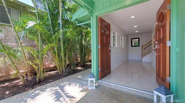 1022 Belser Street, Honolulu, HI 96816 (MLS #202002205) :: Elite Pacific Properties