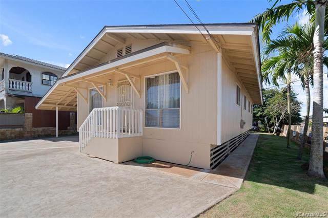 66-880 Kamakahala Street, Waialua, HI 96791 (MLS #202002495) :: Team Maxey Hawaii