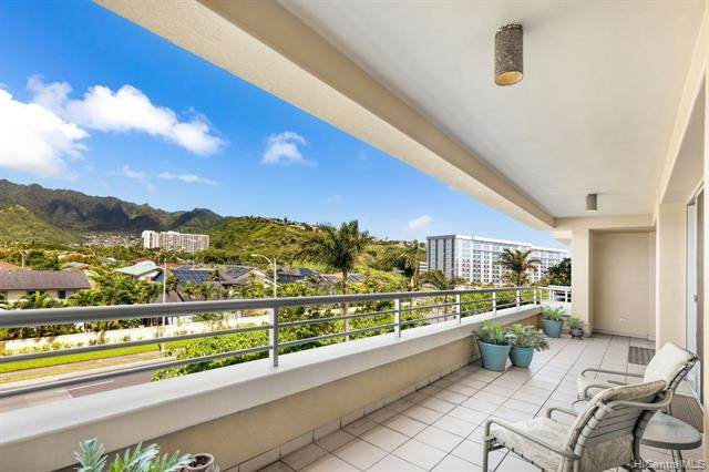 1 Keahole Place #2405, Honolulu, HI 96825 (MLS #202002820) :: Keller Williams Honolulu