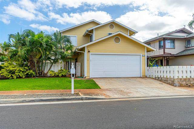 91-1049 Waihuna Street, Ewa Beach, HI 96706 (MLS #202002928) :: Team Lally