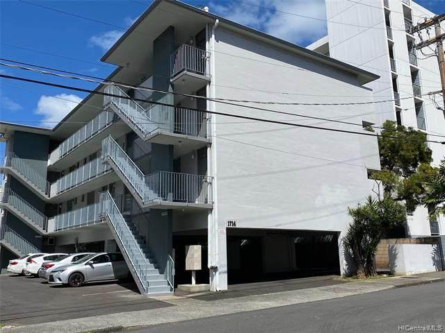 1714 Anapuni Street #302, Honolulu, HI 96822 (MLS #202002930) :: The Ihara Team