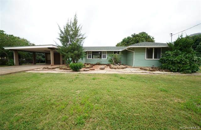 84-228 Makaha Valley Road, Waianae, HI 96792 (MLS #202003025) :: Barnes Hawaii