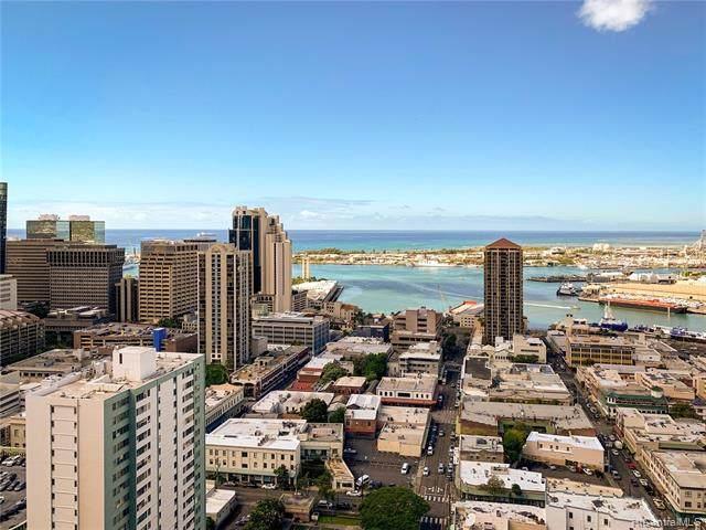 60 N Beretania Street #3608, Honolulu, HI 96817 (MLS #202003171) :: Keller Williams Honolulu