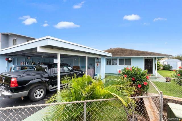 84-187 Kepue Place, Waianae, HI 96792 (MLS #202003277) :: Barnes Hawaii