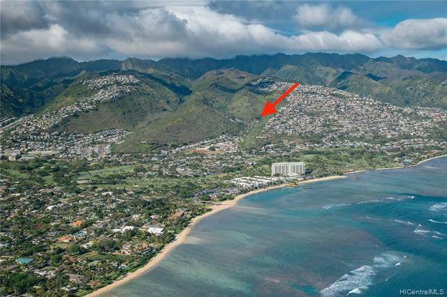 1592 Kalaniuka Circle #94, Honolulu, HI 96821 (MLS #202003400) :: The Ihara Team