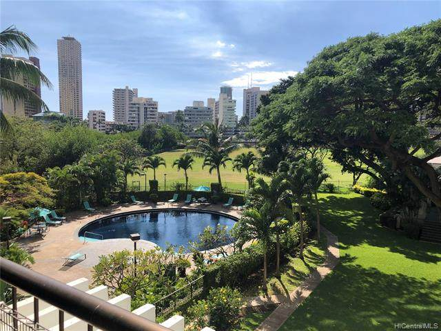 2333 Kapiolani Boulevard #313, Honolulu, HI 96826 (MLS #202003648) :: The Ihara Team