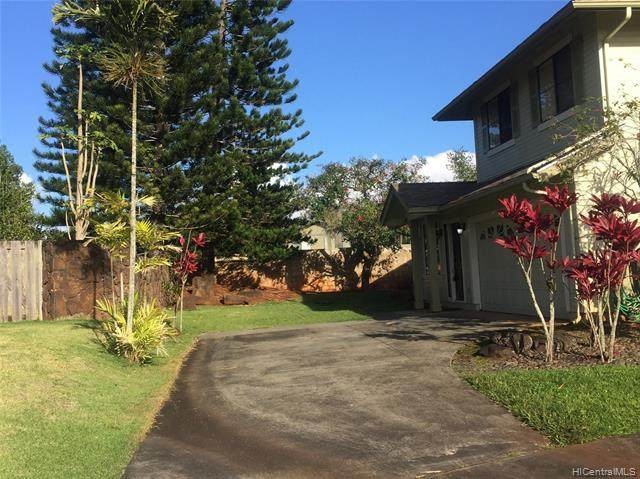 95-1068 Hookowa Street, Mililani, HI 96789 (MLS #202003666) :: Keller Williams Honolulu