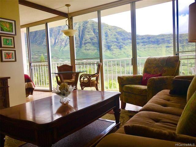 84-710 Kili Drive #1116, Waianae, HI 96792 (MLS #202003793) :: Barnes Hawaii