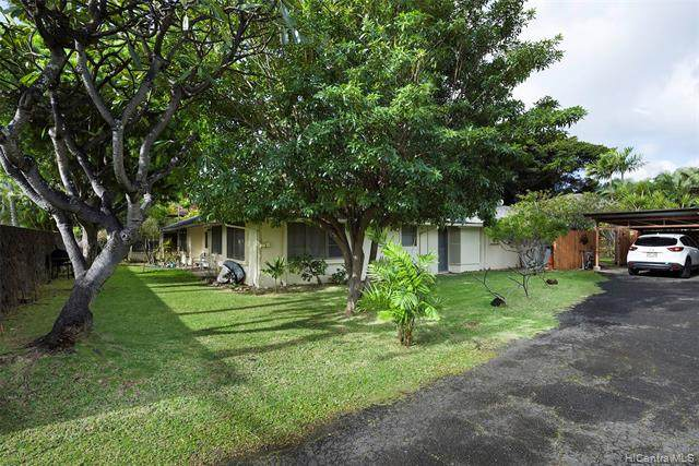 4738 Kahala Avenue, Honolulu, HI 96816 (MLS #202003942) :: Barnes Hawaii