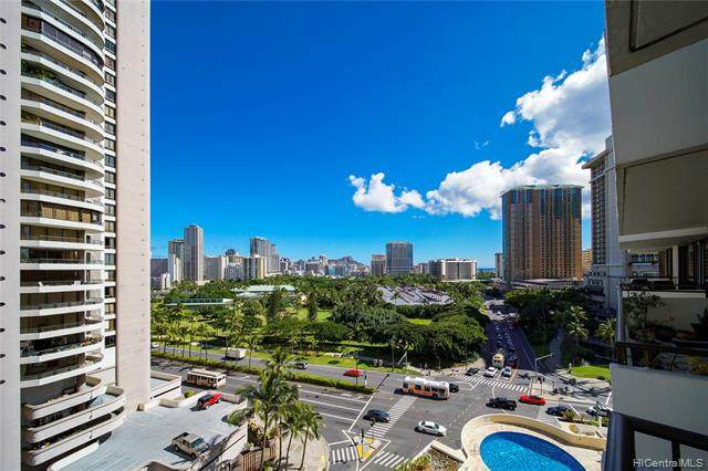 1860 Ala Moana Boulevard #1105, Honolulu, HI 96815 (MLS #202003944) :: The Ihara Team